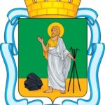 Не для ровного счета: на гербе кузбасского города изобразили святого с 6 пальцами