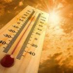 В Кузбассе ожидается аномальная жара с грозами