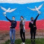 Беловский район присоединился к фестивалю граффити