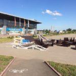 В Ленинске-Кузнецком появился новый скейт-парк