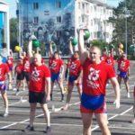 В Белове установили новый рекорд силы