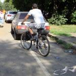 В Белове рецидивист украл велосипед у ребенка