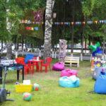 «Читальный зал на траве» откроется в Кемерове