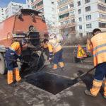 В Кемерове начали масштабный ремонт проспекта Шахтёров