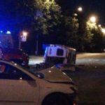 В Кемерове бригада «скорой помощи» вместе с пациентом пострадала в ДТП