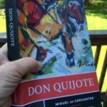 Дон Кихот кемеровского художника украсил американское издание