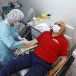 Сергей Цивилев поделился своей кровью с нуждающимися