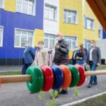 В Кемерове открылся детский сад для юных исследователей