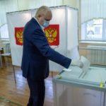 В Кузбассе открылись участки для голосования по поправкам в Конституцию