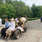 В день празднования 75-летия Парада Победы в Кемерове работал полевой госпиталь