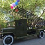 «Катюша», Т-34 и другие: техника, которая примет участие в Параде Победы в Кемерове