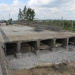 На трех участках федеральной трассы в Кузбассе продолжается строительство путепроводов