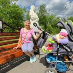 На улицы Кемерова возвращаются скамейки