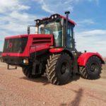Девушки из кузбасской сельхозакадемии осваивают трактор за 6,5 миллионов
