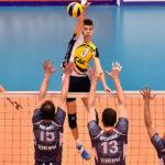 Волейбольный «Кузбасс» подписал контракт с игроком сборной Италии
