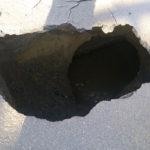 Мариинских дорожников оштрафовали за ямы на асфальте