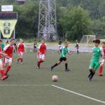 В столице Кузбасса проходит городской этап турнира «Кожаный мяч»