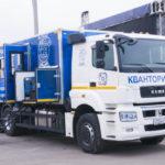 Второй технопарк на колёсах начнёт свой путь по северу Кузбасса