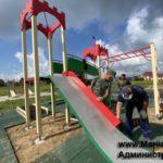 В Мариинске у городской поликлиники обновят площадь