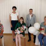 В Киселёвске трёхсотый ребёнок получил свидетельство о рождении