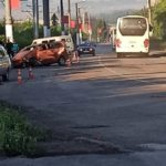 В Ленинске-Кузнецком пьяный лихач устроил смертельное ДТП