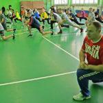 В Кузбассе проходит фестиваль «Готов к труду и обороне» среди семейных команд