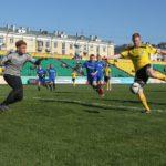 Футбол: в Кузбассе прошли матчи 1/8 финала кубка области среди любителей