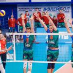 Волейбольный «Кузбасс» примет участие в «Кубке Победы»