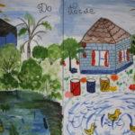 Министерство строительства Кузбасса проводит конкурс детского рисунка