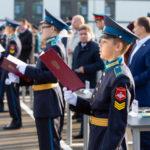 «Хайт-тека» в Кемеровском президентском кадетском училище станет больше
