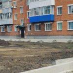 В Прокопьевске в разгаре сезон благоустройства дворов