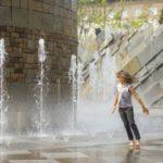 В Междуреченске и Кемерове готовят к открытию пешеходные фонтаны