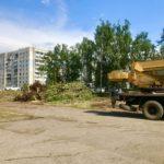 В Новокузнецком филиале областного онкодиспансера готовят площадку для нового корпуса
