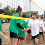 Первый Межконфессиональный кузбасский турнир по волейболу прошёл в Кемерове