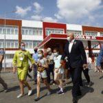 Крупнейшую школу Прокопьевска отремонтировали по программе «Моя новая школа»