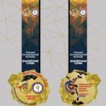 Призёрам «Лиги борьбы Кузбасса» вручат эксклюзивные медали