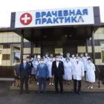 Отделение общей врачебной практики в Прокопьевске открылось в новом здании