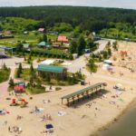 В Кузбассе появится новое озеро с пляжем