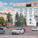 Из-за ярмарки в Кемерове ограничат стоянку транспорта
