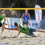 В Кемерове прошёл чемпионат Кузбасса по пляжному волейболу