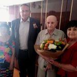 Жителю Осинниковского городского округа исполнилось 100 лет