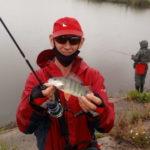 В Чусовитино прошёл кубок Кузбасса по рыболовному спорту