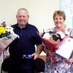 Супруги из Калтана получили медаль за большую любовь