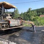 В Кузбассе ремонтируют дороги местного значения