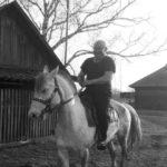 В Кузбассе молния убила пастуха на коне