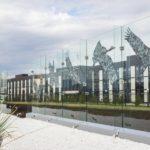 В Кемерове открыли мемориал «Свет памяти»