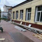 Школа Берёзовского округа преображается с опережением графика