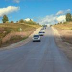 В Беловском районе состоялось открытие долгожданной дороги
