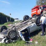 В автоаварии около Кемерова погибли два человека
