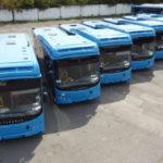 До конца 2020 года в Кузбасс поступит более 200 новых автобусов